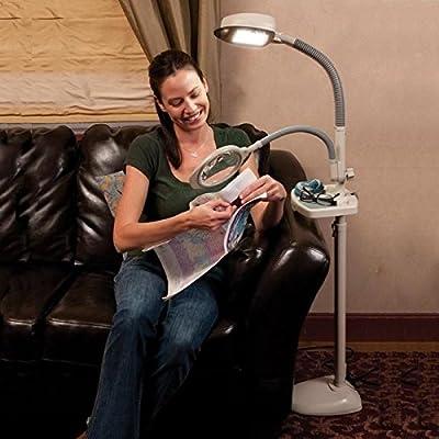 Verilux EasyFlex Natural Spectrum Deluxe Floor Lamp