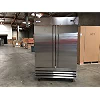 Heavy Duty Commercial Two Solid Door Reach-In Refrigerator CFD-2RR NSF