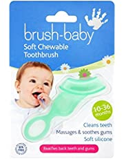 Borstel-Baby Teether Borstel 10 maanden - 3 jaar