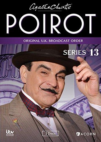 Agatha Christie's Poirot, Series 13 (Poirot Dvd Series 13)