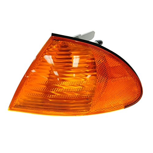 r Turn Signal Light Lamp Left Driver for 99-01 BMW 3 Series ()