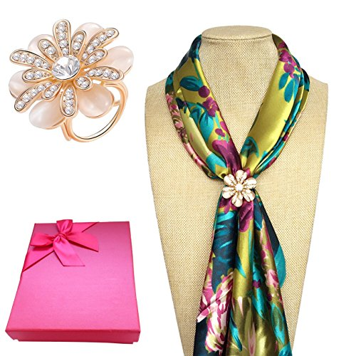 Elesa Miracle Square Womens Scarves