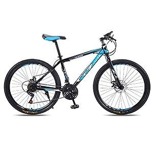 51Wyd61qa L. SS300 KTYX Biciclette per Adulti, Bicicletta velocità Variabile, 21-velocità_24 Pollici E 26 Pollici, Doppio Disco Freno Corsa…