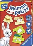 Ravensburger - 24023 - Maman Et Ses Petits - Jeu