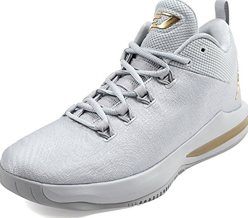 new arrival 48b5a c0746 NIKE Jordan CP3.X AE Mens Basketball-Shoes 897507-001 13 - Wolf  Grey Metallic Gold-Black-White - Buy Online in UAE.   Shoes Products in the  UAE - See Prices ...