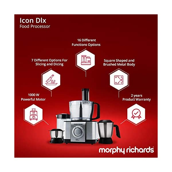 morphy richards food processor reviewq