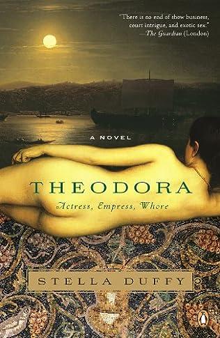 book cover of Theodora