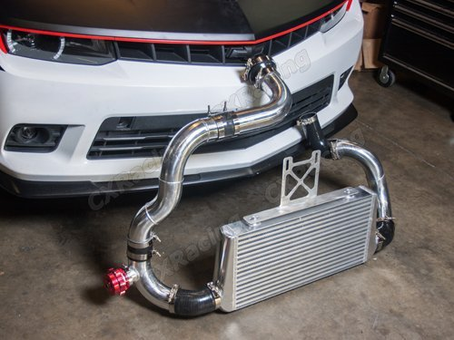 Amazon.com: Intercooler Piping BOV Kit for 09-15 Chevrolet Camaro LS3 V8 Turbo: Automotive