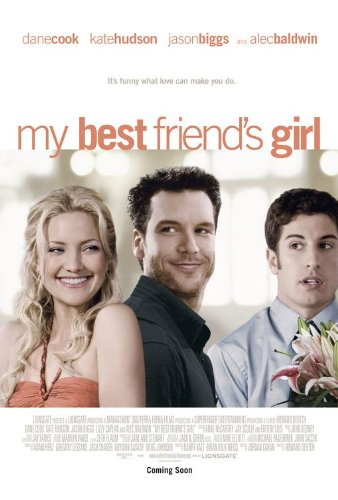 MY BEST FRIEND'S GIRL - Movie Poster - Double-Sided - 27x40 - Original - KATE HUDSON - DANE COOK