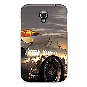 Fashion Design Hard Case Cover/ ZTROmbq2412nixYT Protector For Galaxy S4