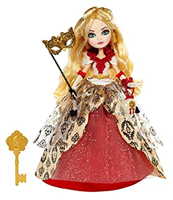 Ever After High Thronecoming Apple White Doll | Popular Toys