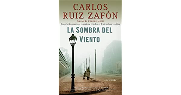 Amazon.com: La Sombra del Viento (Spanish Edition ...