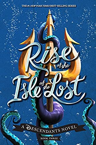 book cover of The Isle of the Lost