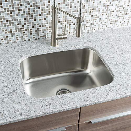 Hahn Chef Series Large Single Bowl Sink