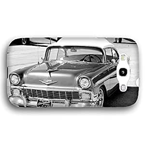 1956 Chevrolet Chevy Belair Classic Car Samsung Galaxy S3 Slim Phone Case