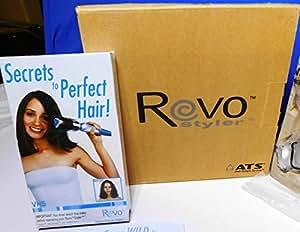 Revo Styler Rotating Hair Brush