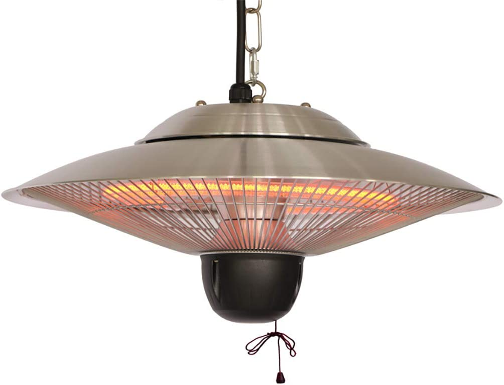 outdoor ceiling heaters electric