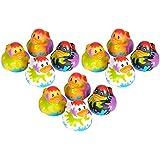 Artist Paint Party Rubber Ducks - 12 ct