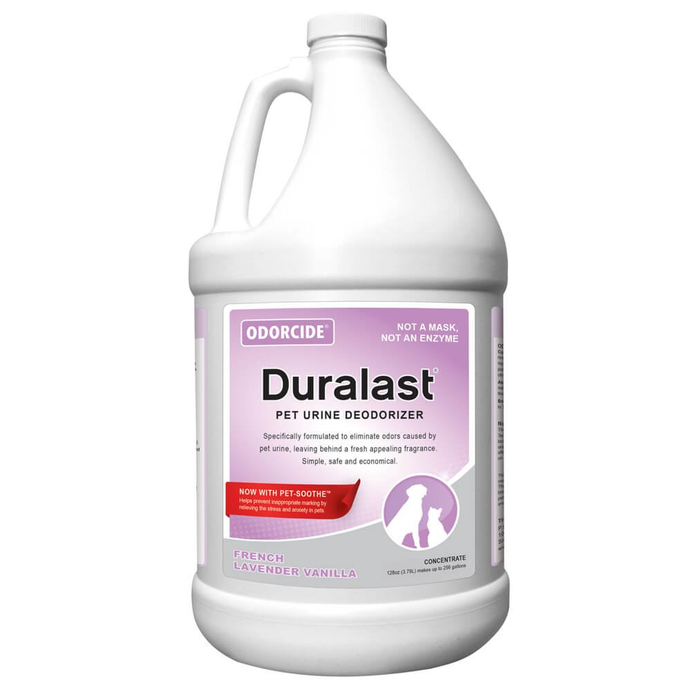 Odorcide Duralast French Lavender Vanilla Concentrate, Gallon Size by Odorcide