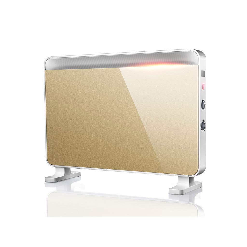 Acquisto GYH Riscaldatore di Calore Veloce Europeo Forno rapido da Parete Impermeabile riscaldatore 2200W Color Oro (#) Prezzi offerte
