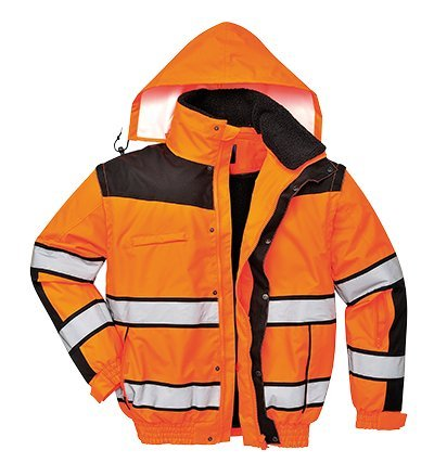 Medium Regular Hi Visibility - 3
