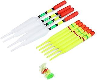 SHUFAGN,Fournitures de flotteurs pour Amateurs de pêche (15pcs)(Color:comme l'image)