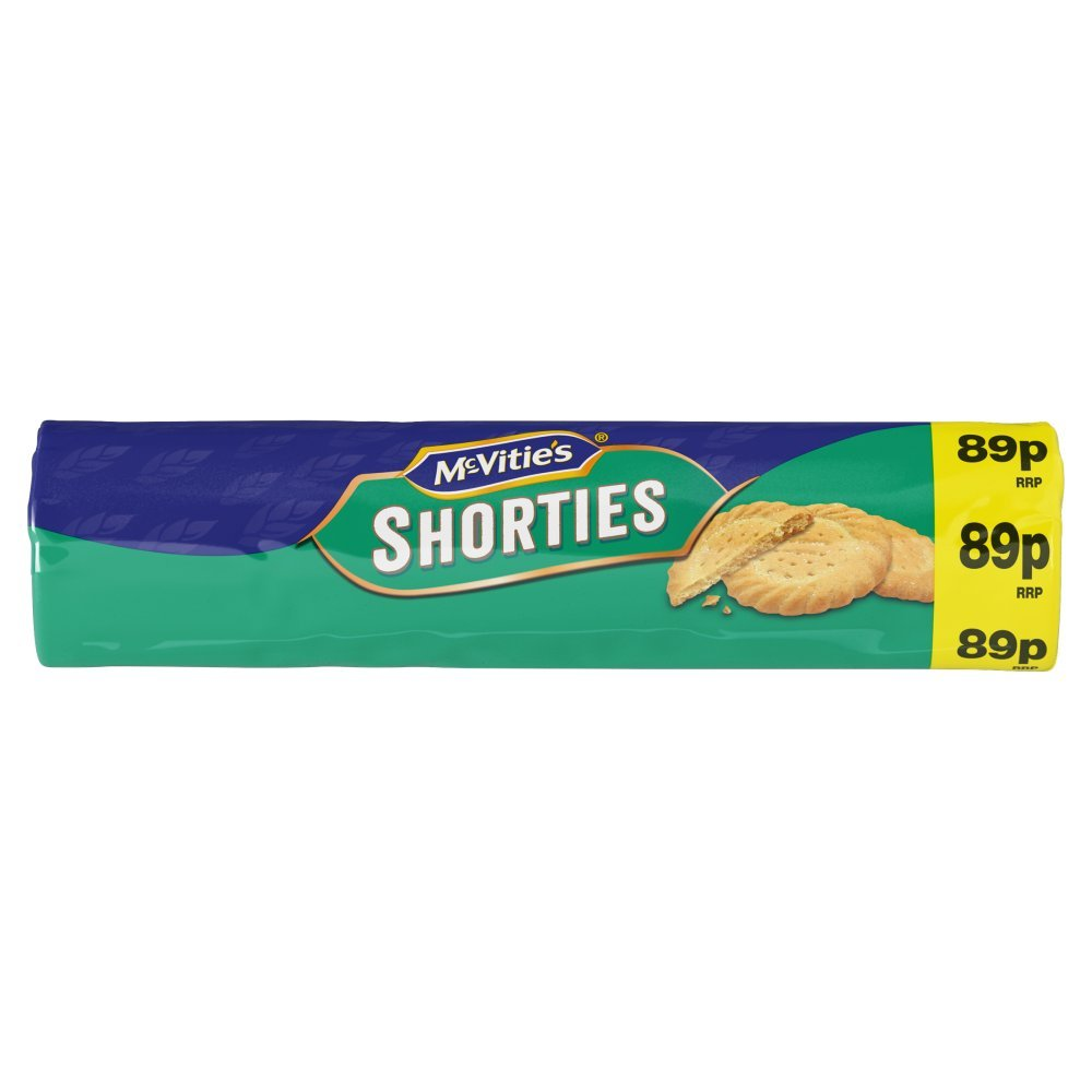 Mcvities Shorties 300g x 8