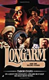Longarm and the Deadly Flood, Tabor Evans, 0515148105