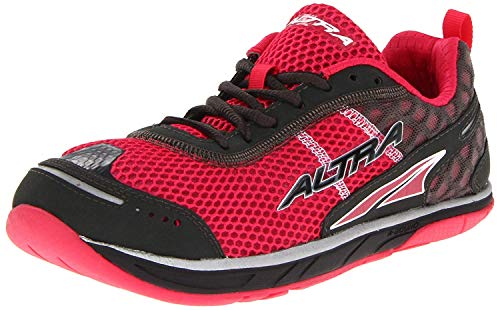 Altra Women's The Intuition 1.5 Running Shoe,Raspberry/Charcoal,5.5 M US
