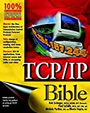 img - for TCP/IP Bible book / textbook / text book