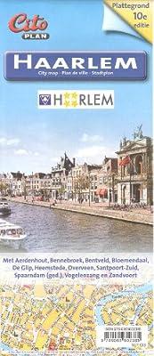 Haarlem (Netherlands) Conurbation 1:10, 400 Street Map CITO: Cito ...