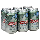 zevia soda ginger ale - Zevia Natural Zero Calorie Ginger Ale 72.0 FO(Pack of 1)