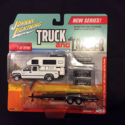 The 8 best diecast trucks with trailers