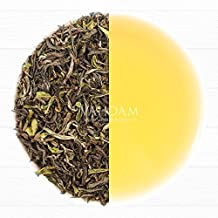 2017 Harvest, Oaks Premium Darjeeling Organic First Flush Black Tea, 100% Pure Unblended Black Tea Loose Leaf Sourced Direct from the Oaks Tea Estate, (50 Cups), 3.53oz