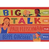 Big Talk: Poems for Four Voices