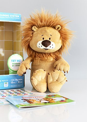 Larry Lion Potty Pals Potty Training -