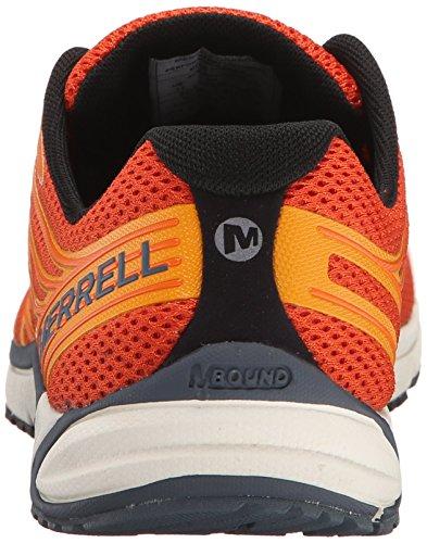 Merrell Herren Merrell Laufschuhe BARE 4 Orange Orange ACCESS wnqxP7CqR