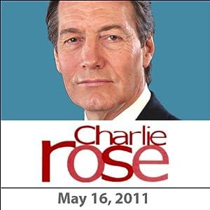 Charlie Rose: Frederick Kempe and Keira Knightley, May 16, 2011 Radio/TV Program
