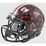 Ohio State Buckeyes 2015 BLACK Alternate Riddell Speed Mini Football Helmet