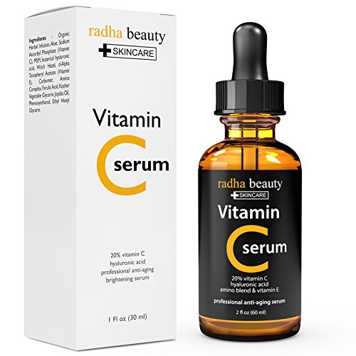 Natural Beauty Vitamin C Serum