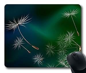 Design Mouse Pad Desktop Laptop Mousepads Beauty Of The Dandelion Comfortable Office Mouse Pad Mat Cute Gaming Mouse Pad