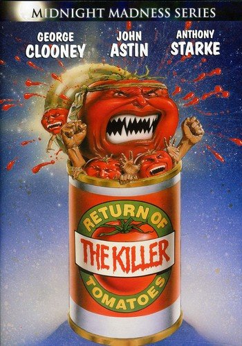 Return of the Killer Tomatoes (Midnight Madness Series) -