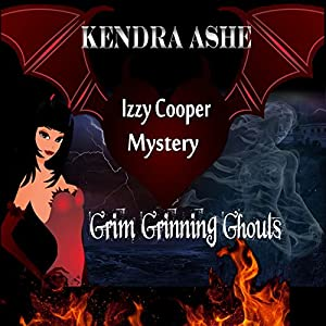 Grim Grinning Ghouls Audiobook