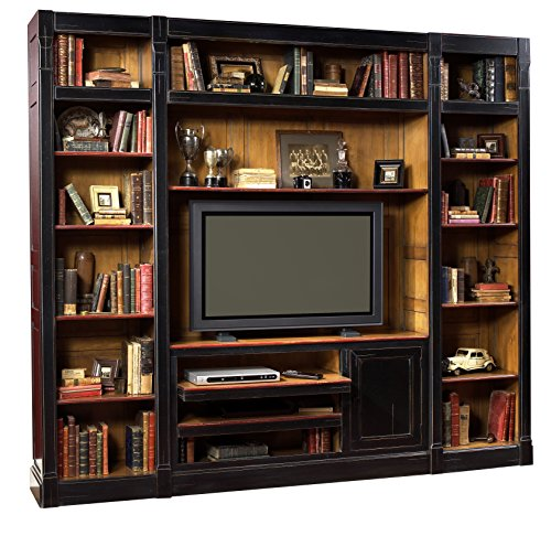(French Heritage Home Theater, Black Light Cherry/Red Finish)