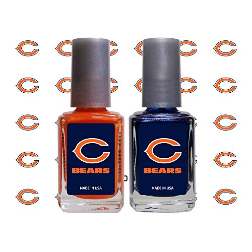 Worthy Promo NFL Chicago Bears Nail Care Set,
