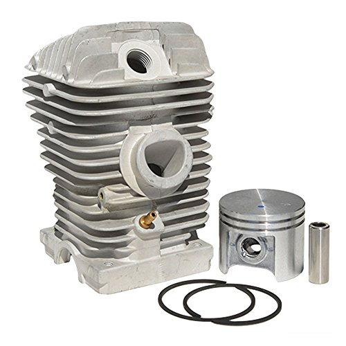 Parts Camp Replacement Cylinder Piston Kit 42.5mm For STIHL 023 025 MS230 MS250 Chainsaw