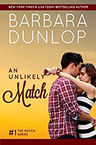 An Unlikely Match by Barbara Dunlop ebook deal