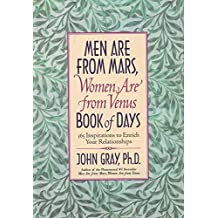 Mars and Venus Book of Days: 365 Inspriations to Enrich Your Relationships