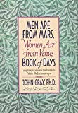 Image of Men Are from Mars, Women Are from Venus Book of Days: 365 Inspirations to Enrich Your Relationships