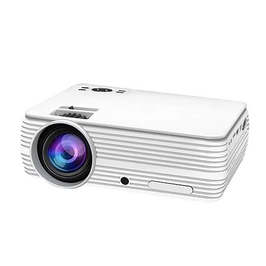 DBGS 1080P HD portátil Soporte proyector de 2.800 Lux con 110 ...
